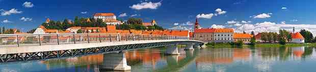 Les 5 choses à faire dans la jolie vile de Ptuj !