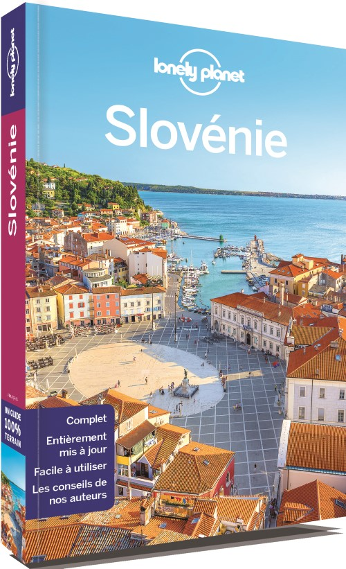 slovenie lonely planet 2016