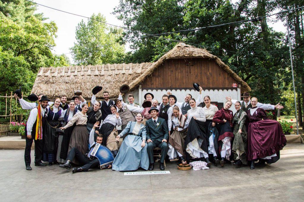 groupe danse folklorique slovène