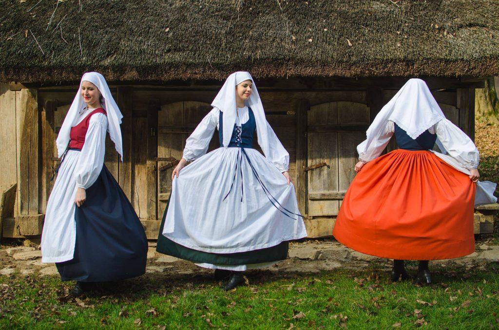 tenues traditionnelles slovènes