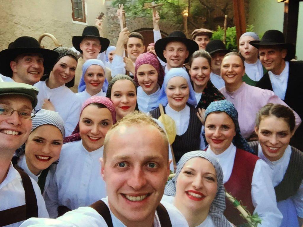musique traditionnelle slovène