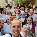 Les danses folkloriques slovènes sont passionnantes