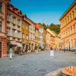 6 jolies rues à ne pas louper à Ljubljana