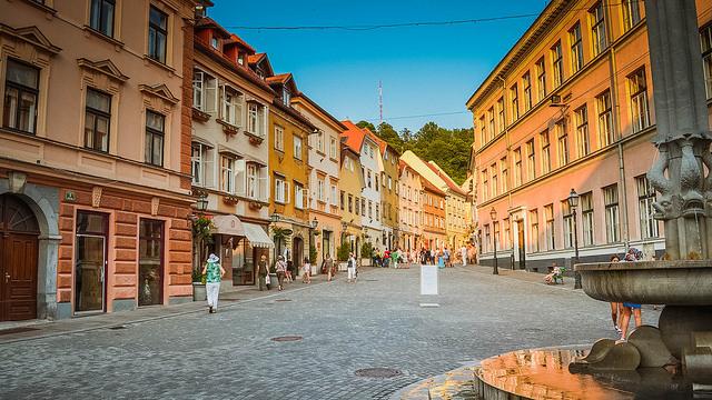 Visiter Ljubljana Les 6 Plus Belles Rues Slovenie Secrete