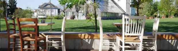 3 belles terrasses pour se reposer dans le parc Tivoli pendant votre visite de Ljubljana