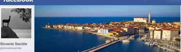 Beaucoup de contenu sur la page facebook de Slovénie secrète pour organiser vos vacances.