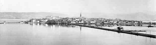 Koper, une jolie ville sur la côte slovène