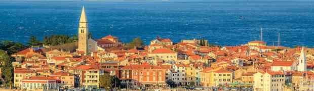 Izola, ma ville préférée sur la côte slovène