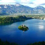 Un vol en ballon au-dessus de Bled ou de Ljubljana !