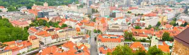 Ecrire Lubiana, Ljublana ou Ljubljana? - la capitale slovène sans fautes.