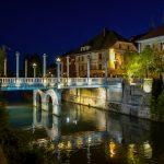Comment passer une belle soirée à Ljubljana avec moins de 15€ en poche