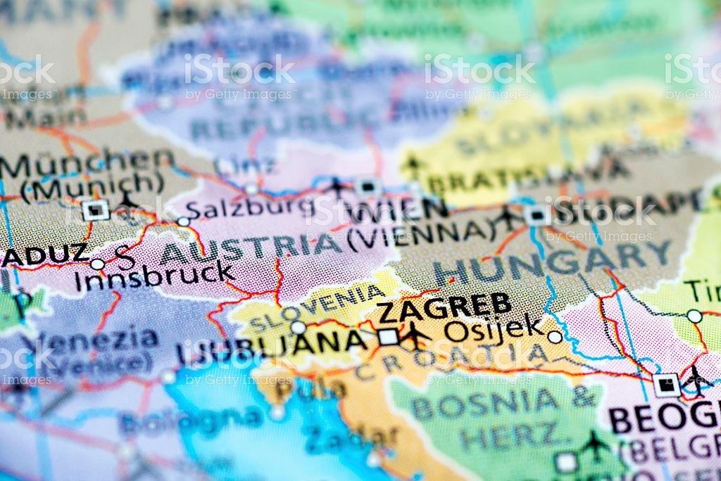 4 Une Carte Pour Visiter Le Reste Des Balkans Croatie Serbie Bosnie Montenegro