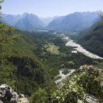 Une tyrolienne de 2.4 km dans la vallée de la Soca