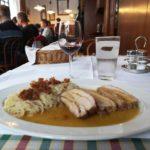 Striček, l'endroit parfait pour découvrir la cuisine slovène au déjeuner