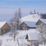 Mes 10 plus belles photos l'hiver après 10 ans en Slovenie