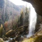 Pericnik, la plus belle cascade de slovenie