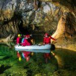 4 heures d'aventure sous terre en Slovénie !